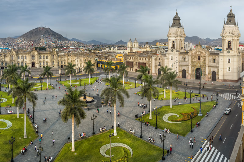 Lima Old Town