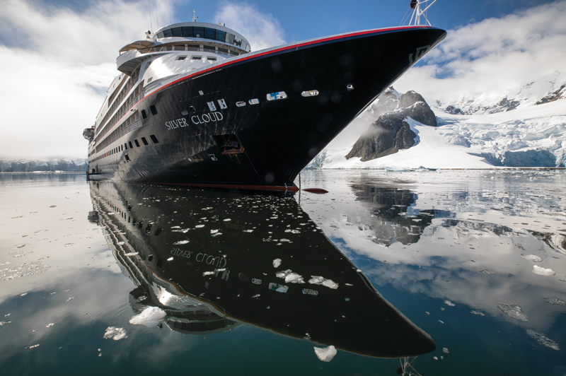 Silver Cloud, Silversea Cruises