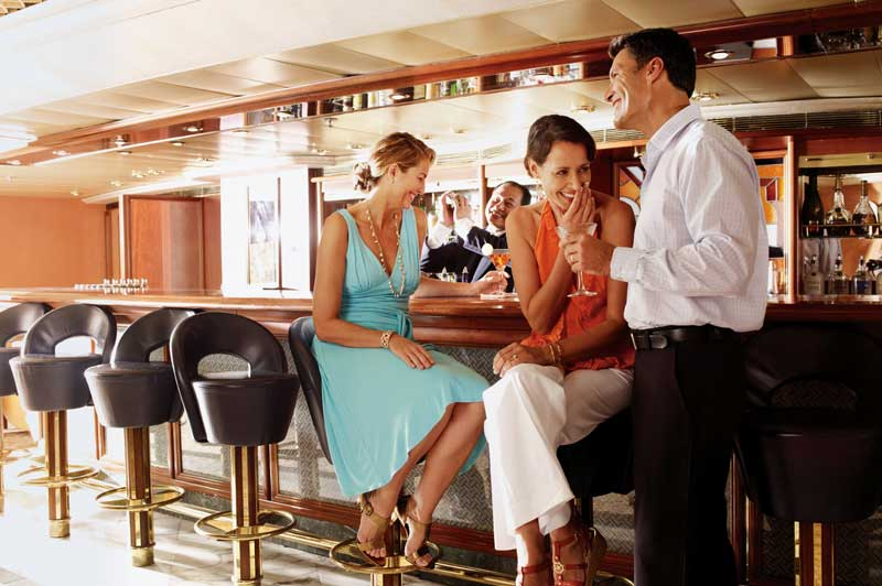 Enjoy 5-star treatment on a Silversea cruise.