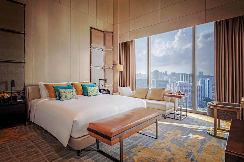 Sofitel, Singapore City (image courtesy of Sofitel)