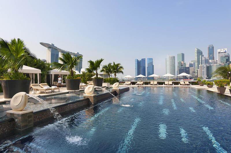 Mandarin Oriental, Singapore (image courtesy of Mandarin Oriental)