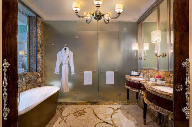 St Regis, Singapore (image courtesy of Marriott)