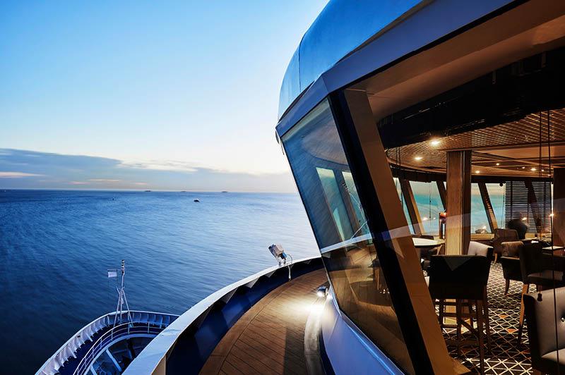 Silver Cloud, Silversea Cruises (image courtesy of Silversea Cruises)