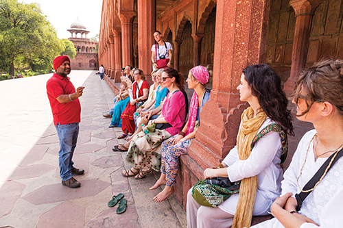 Many tour operators cater their tours specifically to solo travellers needs.