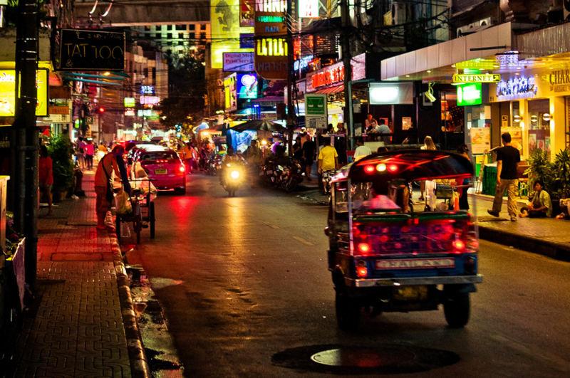 Soi Nana Bangkok
