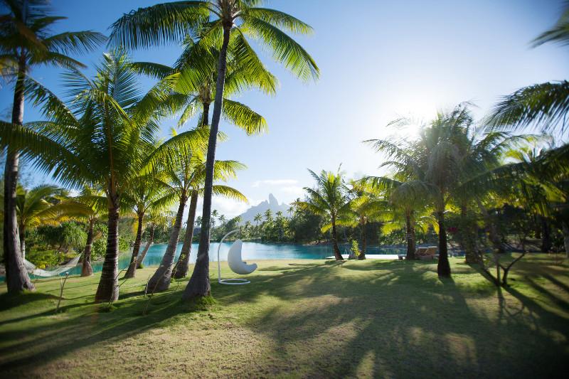 St Regis Bora Bora Grounds