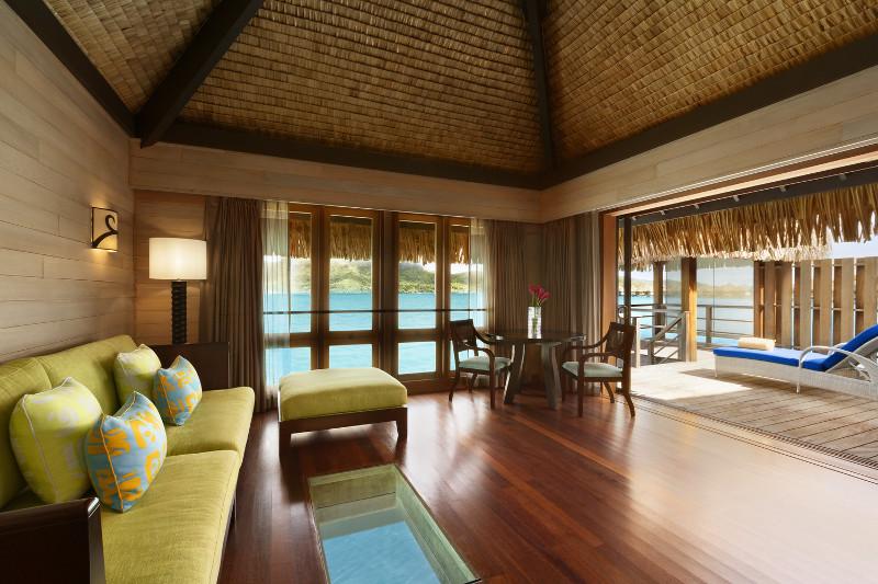 St Regis Bora Bora Overwater Bungalow