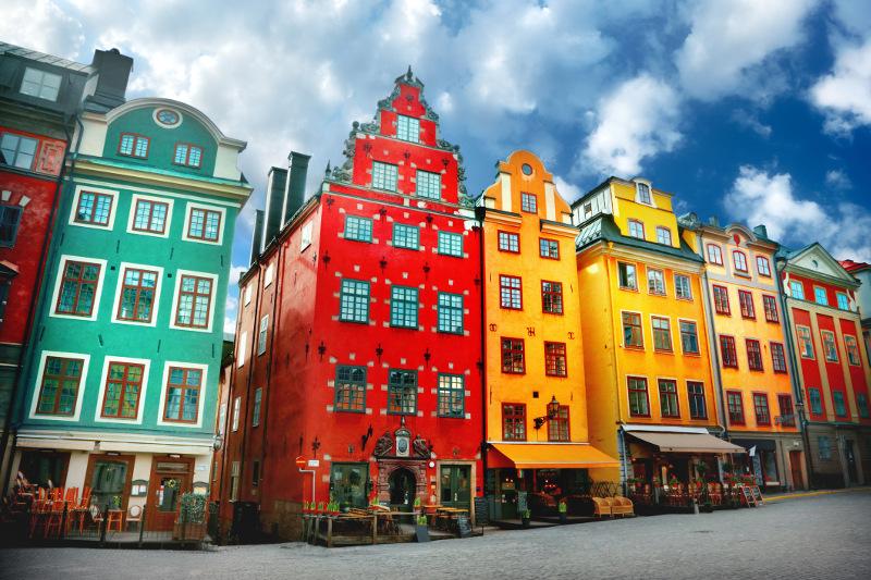 Stortorget Stockholm Sweden