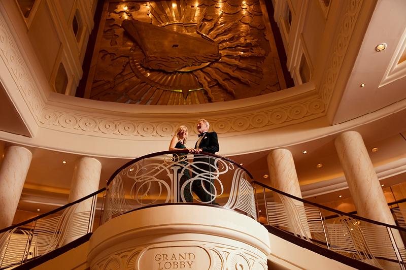 The Grand Lobby, Cunard