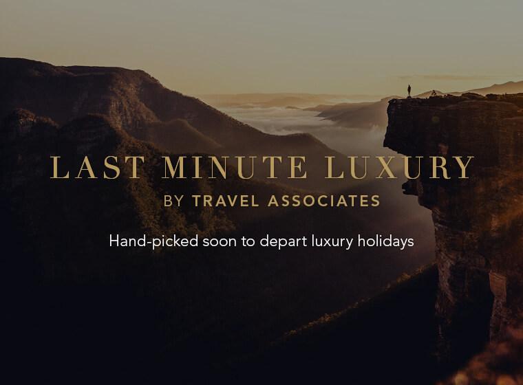 Last Minute Luxury Holidays