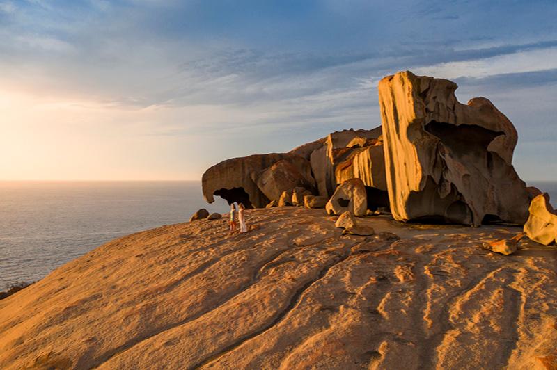 Remarkable Rocks, Kangaroo Island - ©SATC