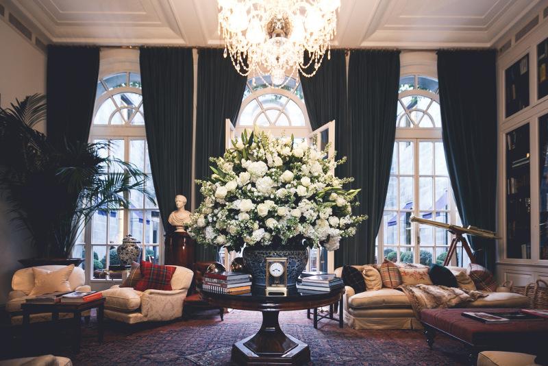Ralph Lauren luxury shopping