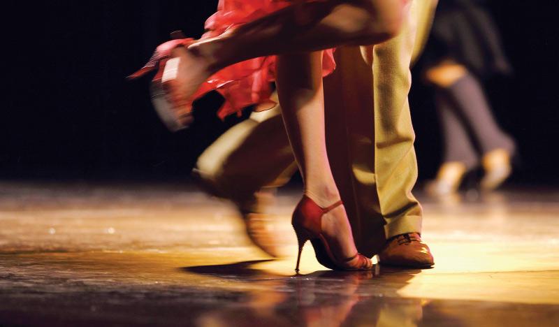 Tango Festival Buenos Aires, Argentina