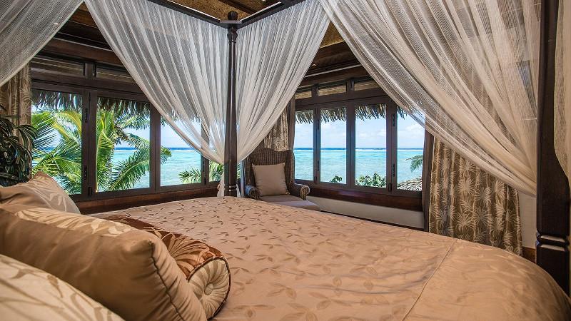 Te Manava Villas Rarotongan beach resort