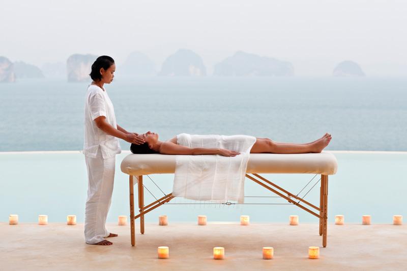Thailand blog massage