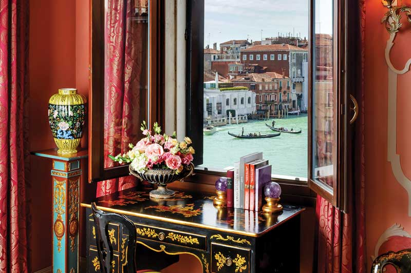 Gritti Palace, Venice, Italy