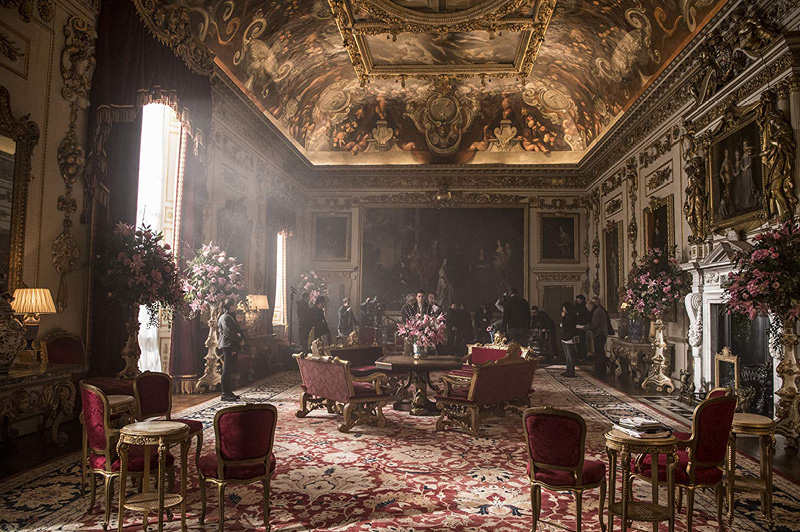 Wilton House (Image courtesy of The Crown / Netflix)