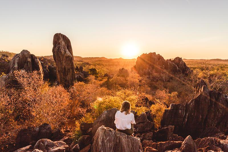Balancing Rock, QLD (Image Credit: Tourism & Events QLD)
