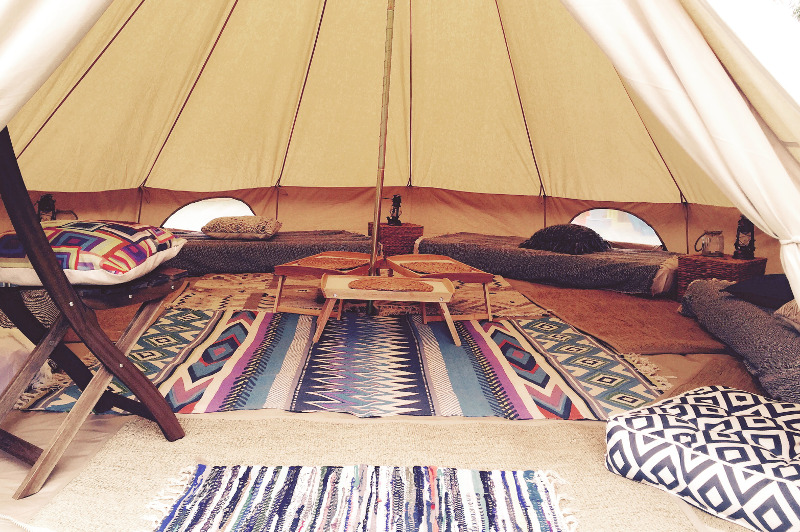 Twilight Glamping Tent