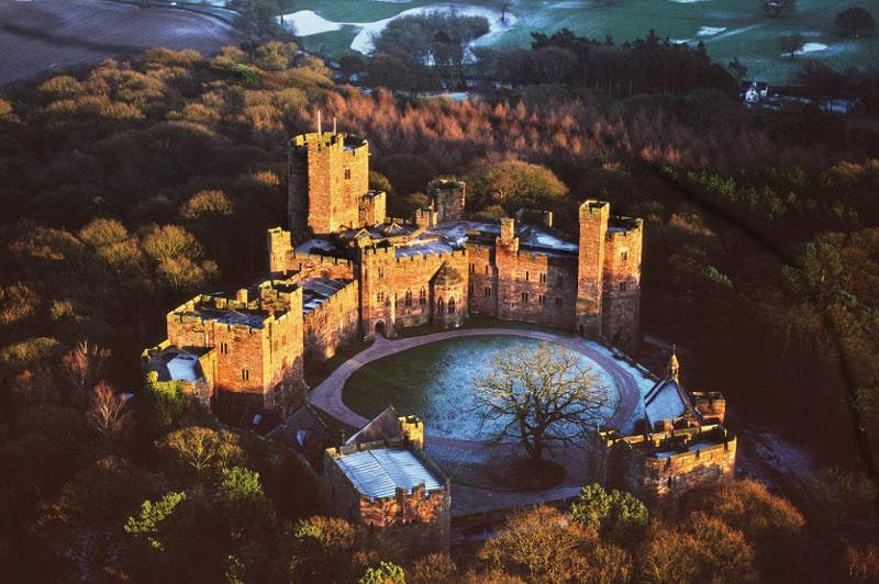Peckforton Castle, Tarporley