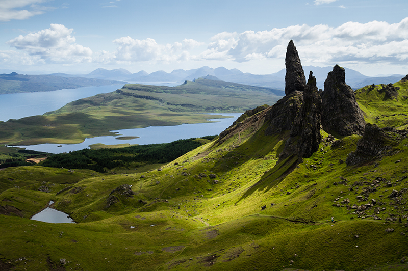 Isles of Skye, Scotland