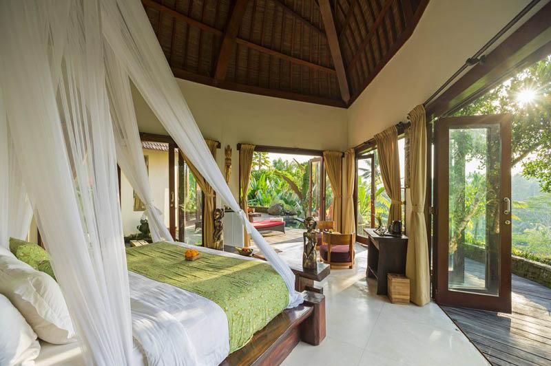 Adiwana Dara Ayu Villas, Bali (image courtesy of Adiwana Dara Ayu Villas)