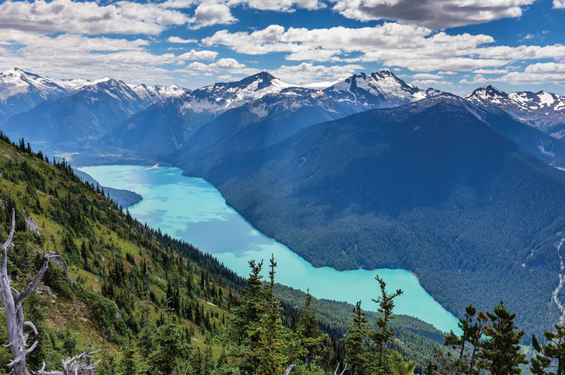 Vancouver to Whistler