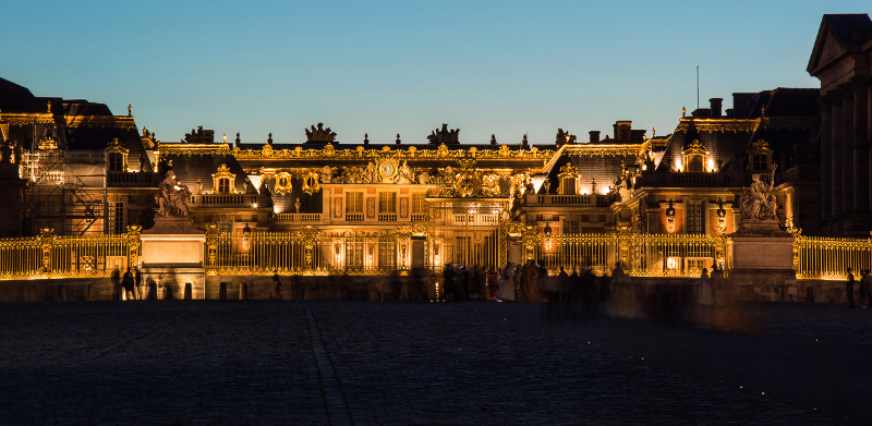 Versailles Palace France Normandy
