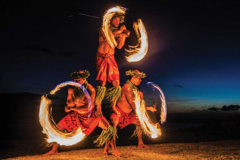 World Fireknife Championships, Hawaii