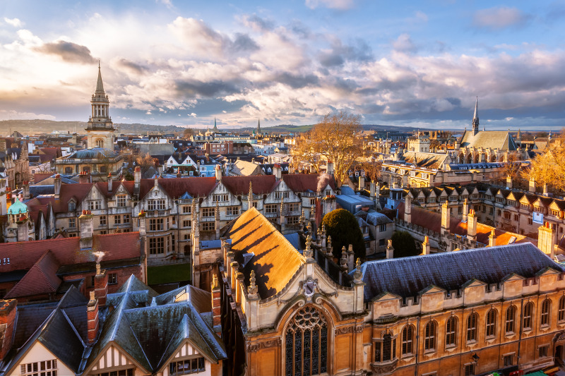 Oxford, backroads tours England