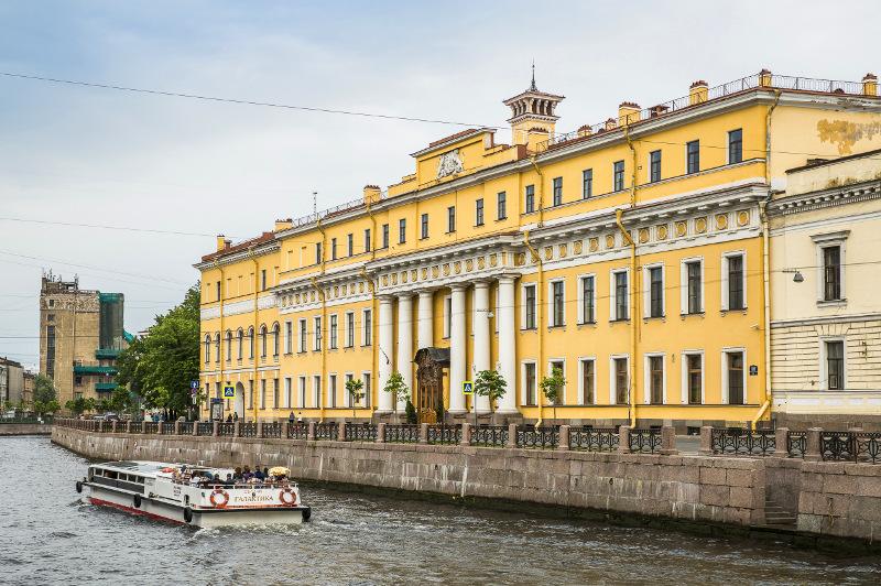 Yusupov Palace St Petersburg, Russia