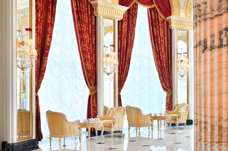 Emerald Palace Kempinski Dubai Lounge