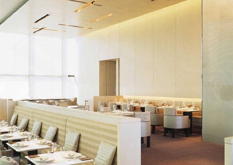 Beige Restaurant by Chanel