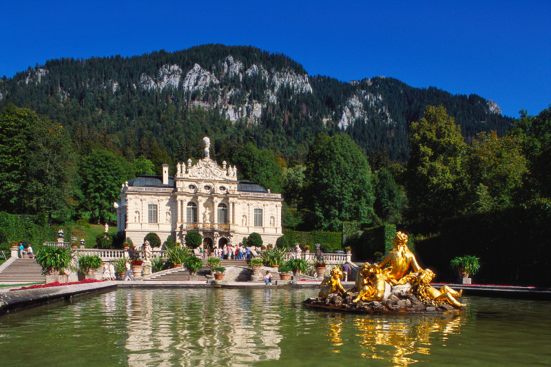 edit Linderhof Castle, Bavaria, Germany