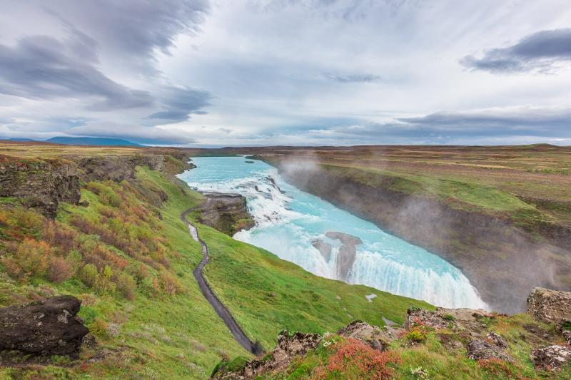 Iceland Self Drive Trip - hot springs