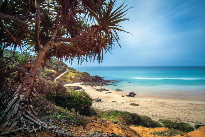Discover your own secluded gem on the Sunshine Coast