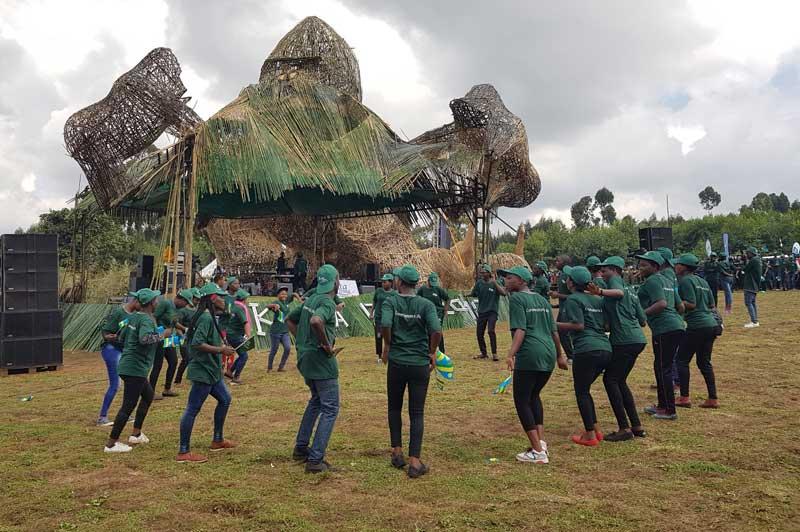 Kwita Izina Celebration