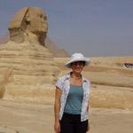 Jo in Egypt