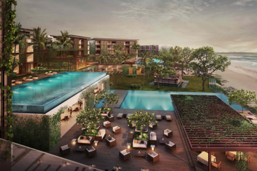 Alila Seminyak is a stunning hotel that stands on the last remaining undeveloped beachfront site in Seminyak. Opening in second quarter 2015.
