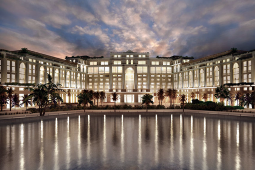 The world's second Palazzo Versace is set to open in Dubai in 2015, with every detail from the crockery to the curtains designed by the world famous fashion house.