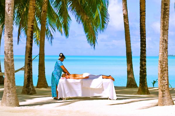 Aitutaki Lagoon Resort & Spa photo by craig owen
