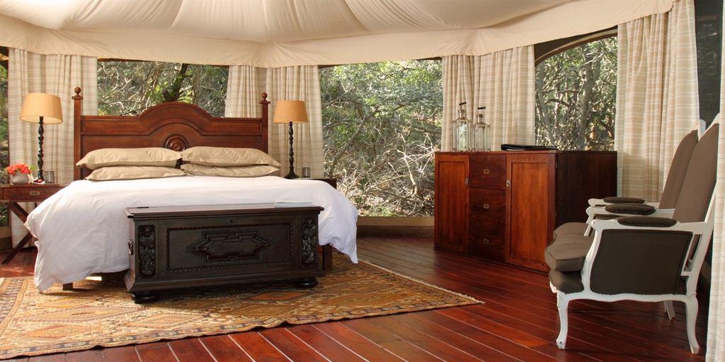 Thanda Tented Camp Interior