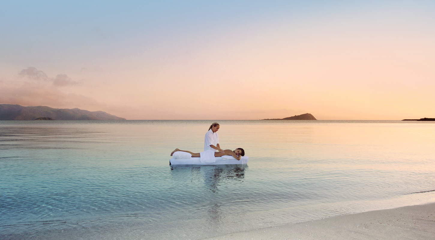 This image: Ocean Massage available through One&Only Spa.