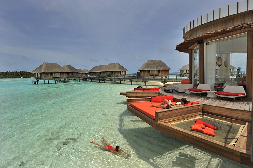 Club Med Kani in the Maldives. Image: Club Med