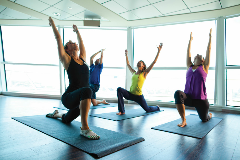 Celebrity Life Yoga