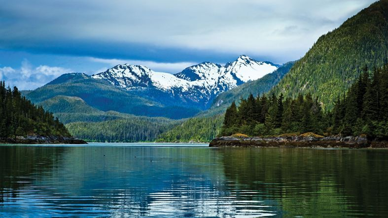 Thomas Bay, Alaska