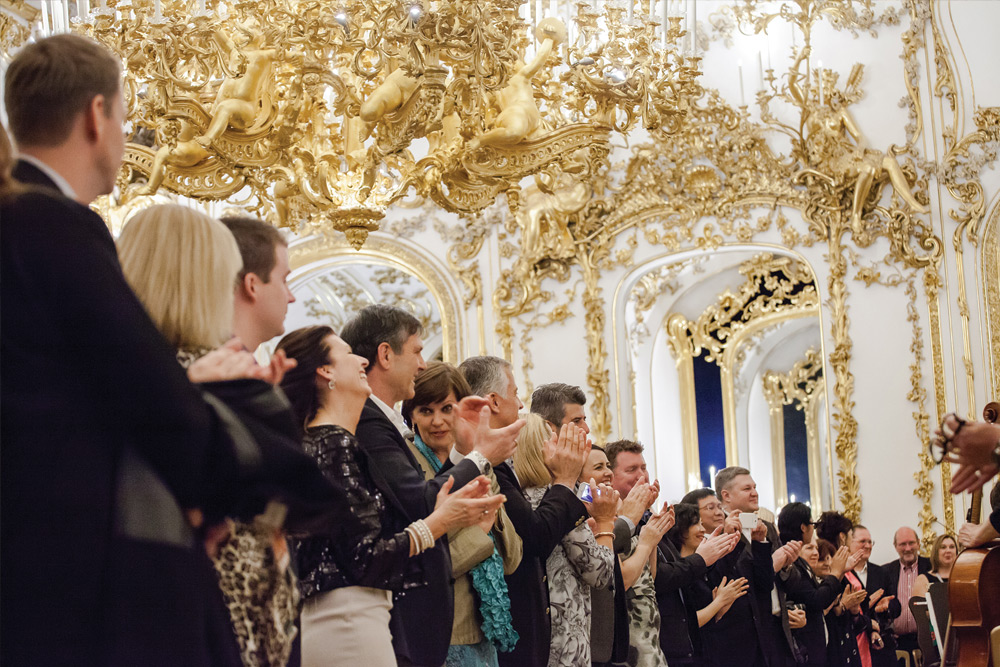 Enjoy a classical concert at the princely family of Liechtenstein
