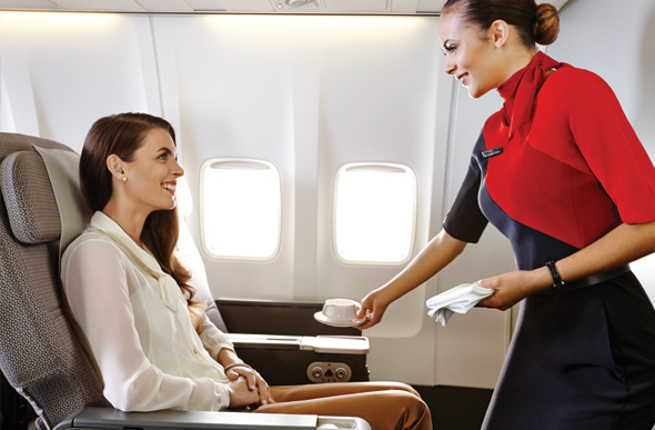 Enjoy Qantas' renowned service on the new seasonal services to Bali.