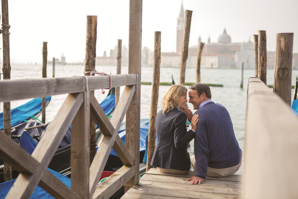 Uniworld was the first major river cruise operator on Italy's Po River and Venice Lagoon in 2014. Image courtesy of Uniworld Boutique River Cruise Collection.