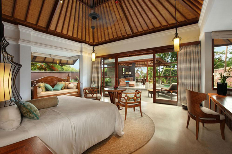 One Bedroom Ocean Pool Villa at the Grand Nikko Bali. Image: Grand Nikko Bali